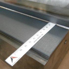 ALOhardScan - Ergebnis ist ein gleichmäßig lasergehärtetes Bauteil
