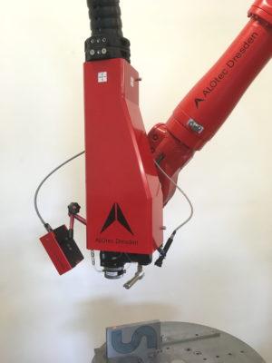 ALOhardZOOM - Optik zum Laserhärten mit variabler Spurbreite - Produktbild