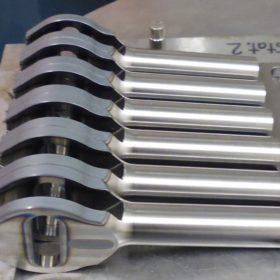 Laserhärten mit einer konstatnten Spurbreite an Serienteilen