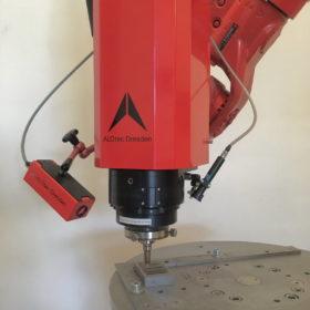 Bearbeitungsoptik zum Laserdrahtauftragschweißen ALOwire - Produktbild