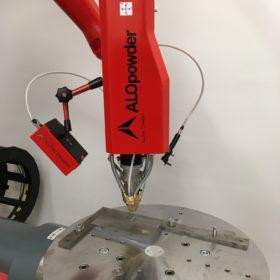 ALOpowder - Optics for laser powder cladding