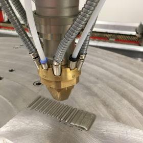 ALOpowder - Optics for laser powder cladding 2